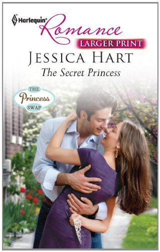Image for The Secret Princess (Harlequin Romance (Larger Print))