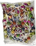 Chupa Chups Classic Assorted Lollipops, 2 lb Bag in a BlackTie Box