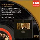Richard Strauss- Don Juan, Till Eulenspiegel, Walzer, Metamorphosen
