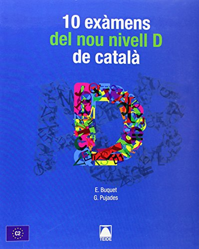 10 EXAMENS NOU NIVELL D CATALA