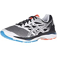 ASICS Gel Cumulus 18 Men's Shoes (White/Black/Blue)