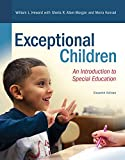 img - for REVEL for Exceptional Children: An Introduction to Special Education with Loose-Leaf Version (11th Edition) (What's New in Special Education) book / textbook / text book