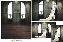 10x15ft Wedding Theme Thin Vinyl Customized Backdrop CP Photography Prop Photo Background JLT-5941