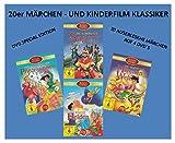 DVD Cover '20er Märchen - und Kinderfilm Klassiker ( DVD Special Edition ) ( mit Das Dschungelbuch - Die Schöne und das Biest - Mulan - Pocahontas - Casper - Der Glöckner von Notre Damme u.v.m )