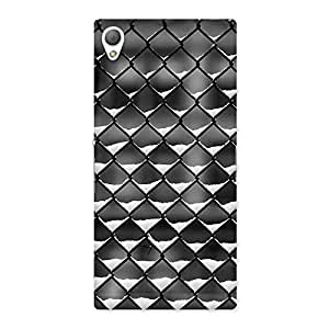 Cute Cage Snow Back Case Cover for Sony Xperia Z3
