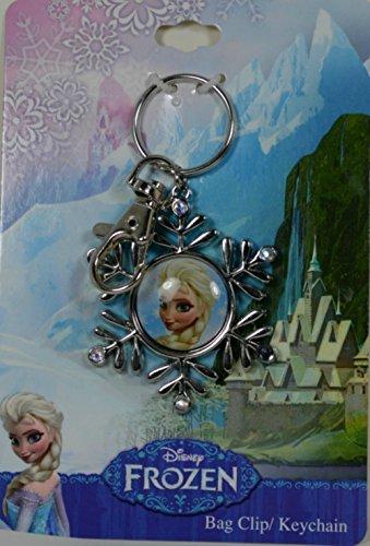 Disney Frozen Bag Clip / Keychain (Elsa) - 1