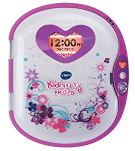 Vtech - 140205 - Jeu Électronique - Kidisecrets Photo - Rose