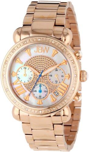 JBW Reloj de cuarzo VICTORY Oro Rosa 37  mm