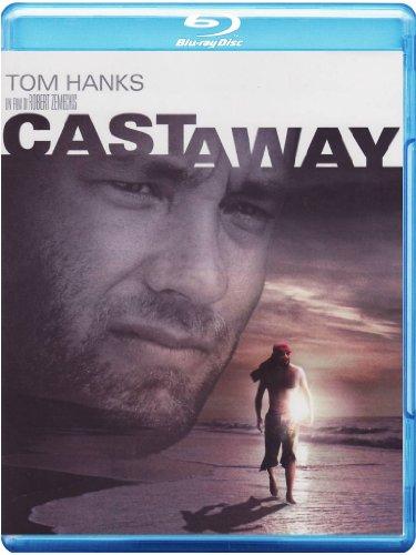 Cast away [Blu-ray] [IT Import]