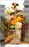 Recipes for the Picky Eater