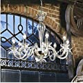 Modern Candle Featured Crystal Chandeliers with 8 Lights…