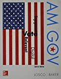 img - for AM GOV 2015-2016 with Connect Access Card book / textbook / text book
