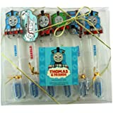 Thomas and Friends Toothbrush (6 Pack) - 6 Pack Thomas the Tank Engine Toothbrush