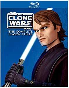 Star Wars: The Clone Wars: Season 3 [Blu-ray]