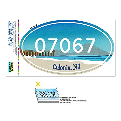graphics-and-more-zip-code-07067-colonia-nj-euro-oval-window-bumper-glossy-laminated-sticker-beach-p
