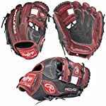 Rawlings 7SC112CS Revo Solid Core 750 Series 11 1/4 inch Standard Pocket Infielder Baseball Glove