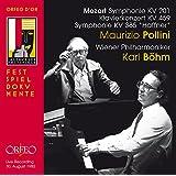 Mozart: Symphonies/Piano Conce