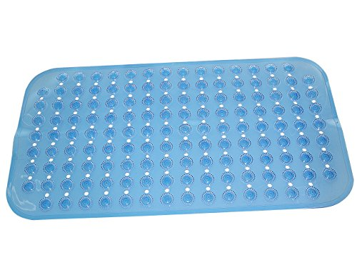 WARRAH High Quality Baby Anti Slip Anti Bacterial Bath Mat,Mildew Resistant Non  Slip Mats For Children,Anti Bacterial Anti Slip Resistant Bathroom Mat For  ...