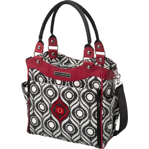 Petunia Pickle Bottom Spring 14' City Carryall (Evening In Islington) front-991485