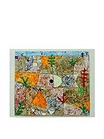 Especial Arte Lienzo Southern Giardini Sprengel - Klee Paul Multicolor