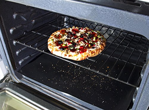 Food Network Countertop Oven Liner : ... Oven Liner for Gas, Electric, Microwave & Toaster Ovens - Works as