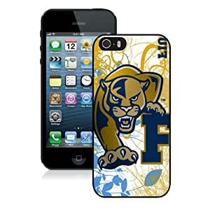 Amazon.com: Retro Design FIU Golden Panthers iPhone 5 5S Case Black