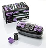 Conair Xtreme Instant Heat Jumbo And Super Jumbo Hair Setter with Super Clips, Amazon Exclusive, 12 count