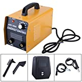 Simoner ARC TIG Inverter Welding Machine, Electric Weldering Cutter Equipment Stable DC 160A for Carbon Steel Alloy Cutting