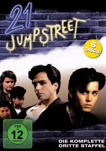 21 Jump Street - Die komplette dritte Staffel [6 DVDs]