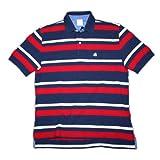 (ブックスブラザーズ) Brooks Brothers [品番23167] Stripe S/S Polo Shirt Original-Fit (ブルックスブラザーズ・ストライプ半袖ポロシャツ・オリジナルフィット) (並行輸入品)