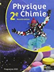 Physique Chimie 2e Programme 2010