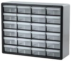 Amazon Com Akro Mils 10724 24 Drawer Plastic Parts