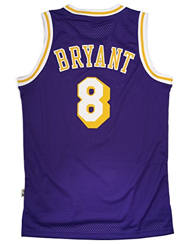 Adidas Men's Los Angeles Lakers NBA Kobe Bryant Soul Swingman Jersey