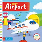 Busy Airport Board Book
