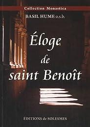Éloge de saint Benoît