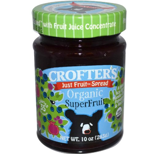Crofters Organic Just Fruit Spread Superfruit