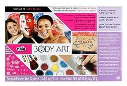 Tulip Body Art Kit, Sport Fanatic by Tulip