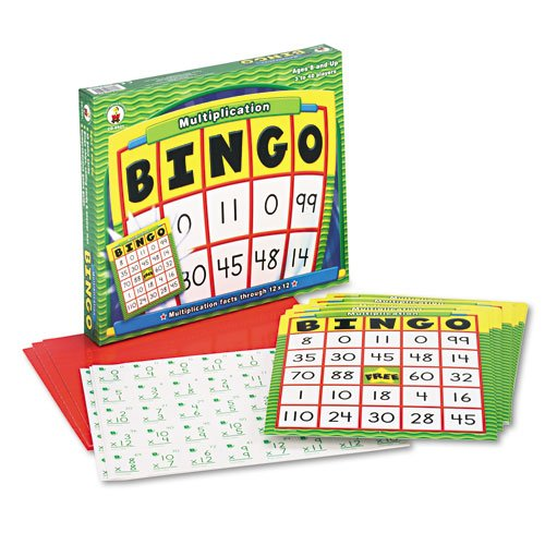 Bingo Multiplication - 1