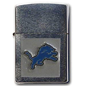 NFL Detroit Lions Zippo Lighter by Siskiyou Gifts Co, Inc.