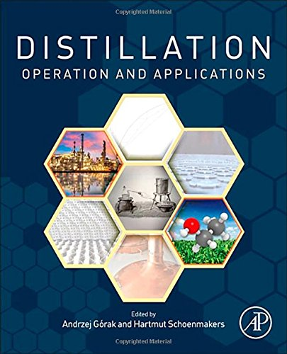 Distillation: Operation and Applications PDF