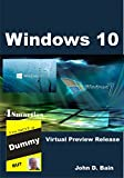Windows 10: Virtual Preview Release