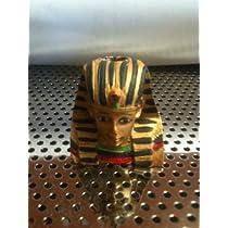 Egyption Pharoah Resin Cigarette Snuffer #11