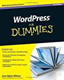 img - for WordPress For Dummies, 3rd Edition book / textbook / text book