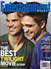 Entertainment Weekly July 2, 2010 #1109 The Stars of Eclipse The Best Twilight Movie So Far Lautner & Pattinson Cover