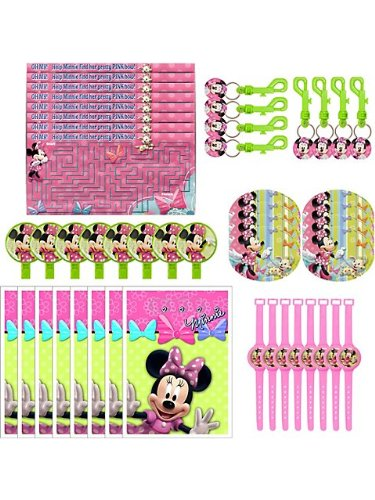 Minnie Party Favor Pack