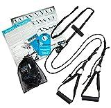 aeroSling ELITE Schlingentrainer mit Umlenkrolle für Functional Training