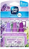 Ambi Pur 3Volution Plug In Refill Twin Pack Lavender Sensation 40 ml