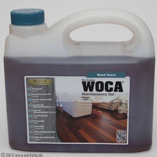 Woca 527325AA - Olio per parquet 2,5 l - Detergenti per pavimento - Panorama Auto