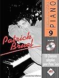 echange, troc Patrick BRUEL - Partition : SPECIAL PIANO : 10 chansons françaises dans de vraies transcriptions pour piano de Patrick BRUEL
