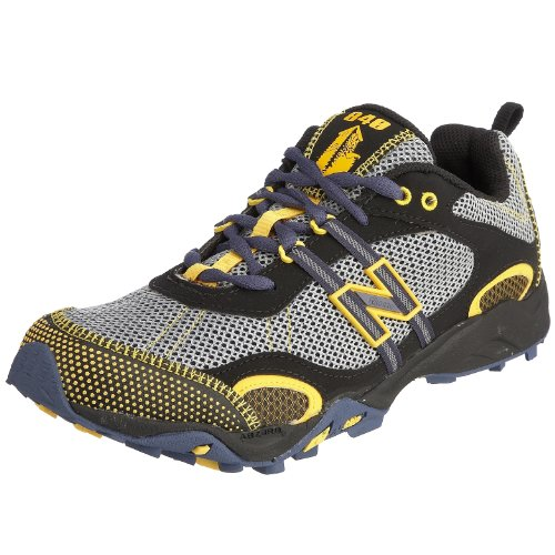 New Balance Men's MT840BY Grey/Blue/Yellow Trainer MT840BY 7.5 UK D